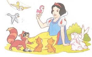 Cuento infantil Blancanieves