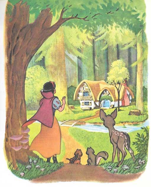 Blancanieves y los siete enanitos - Casa de blancanieves y los 7 enanitos simba ...