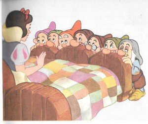 Blancanieves Cuento infantil Blancanieves y los siete enanitos